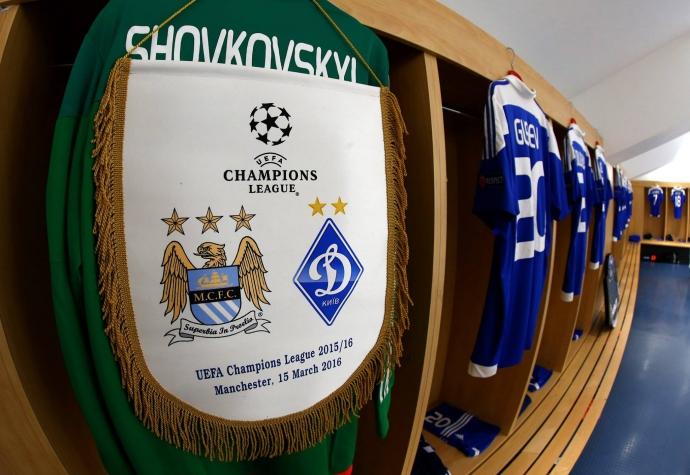 Манчестер Сити - Динамо - 0-0: прощание Киева с Лигой чемпионов (7)