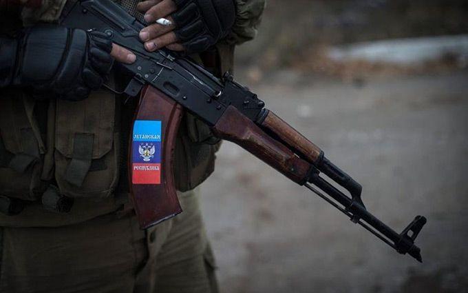 ЛНР ввела пограничный контроль награнице сДНР