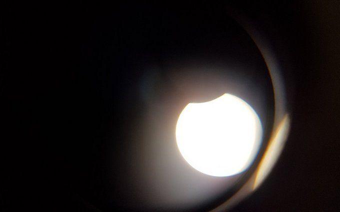 Сонячне затемнення 11 серпня 2018 року: з'явилися перші видовищні фото