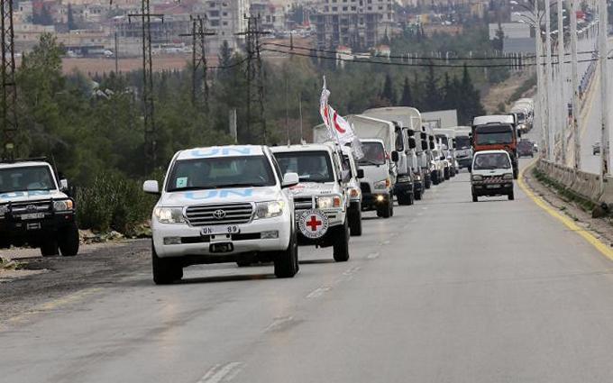 США недовольны доступом для гуманитарной помощи в Сирии