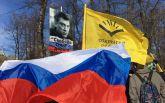 В России люди собрались почтить память Бориса Немцова: появились фото и видео