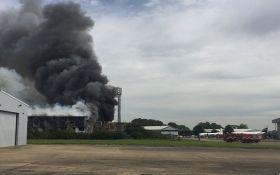 В аеропорту Лондона пролунав вибух: з'явилося відео