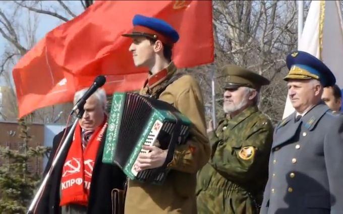 В России прямо призвали вернуть времена Сталина: появилось видео адской песни