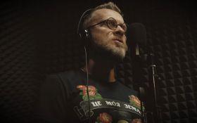 Украинский певец записал мощную песню о бойцах АТО: опубликовано видео