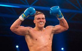 Известны дата и место следующего боя украинского чемпиона Усика