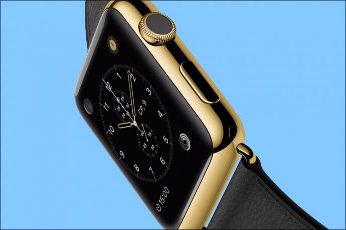 Apple Watch второго поколения могут появиться в апреле