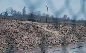 Официальные структуры продолжают игнорировать «экологический армагеддон» Косюка