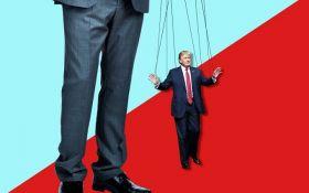Компромат Путіна: західні ЗМІ назвали три найнебезпечніших для Трампа моменти