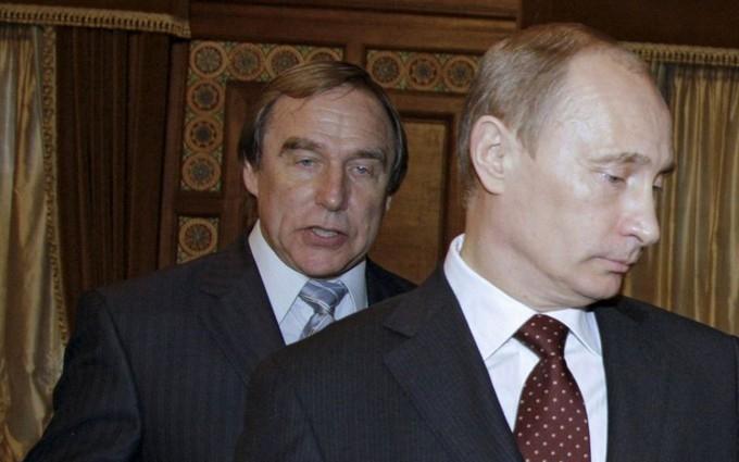 Путін нагородив свого друга, який оскандалився