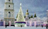 У Києві вже встановлена головна ялинка країни 2019: нові видовищні фото