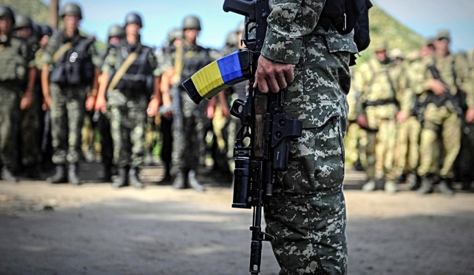 В Минобороны рассказали, сколько украинцев захотели служить по контракту