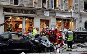 Взрыв в центре Парижа: под обломками нашли тело еще одного погибшего