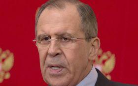 Решили устроить скандал: Лавров выдвинул наглые обвинения Украине