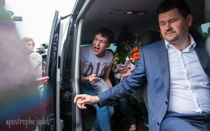 Звільнення Савченко: з'явилося припущення про торги Путіна