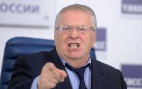 В Литві припинили трансляцію російського каналу через заклики Жириновського до війни