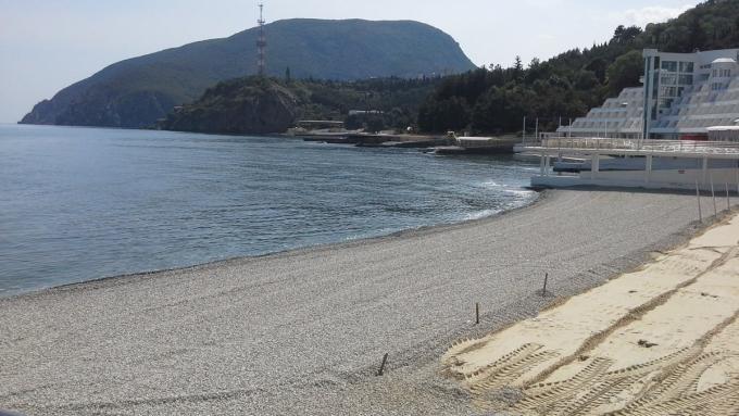 Туризм по-русски: сеть обсуждает новые показательные фото с пляжей Крыма (1)