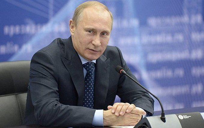 В Кремле рассказали о болезни Путина