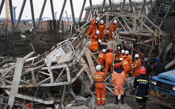 Жертвами страшної трагедії в Китаї стали десятки людей: з'явилися відео