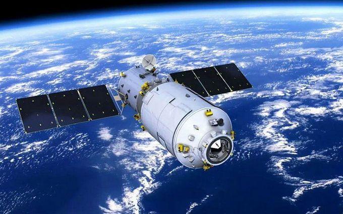 На Землю падає хімічна космічна станція: названі терміни і наслідки для людей