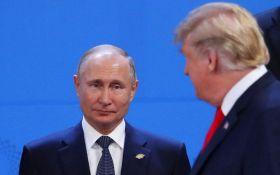 """Не могу позволить """"определенные вещи"""": Трамп о планах Путина по Украине и новой встрече с ним"""
