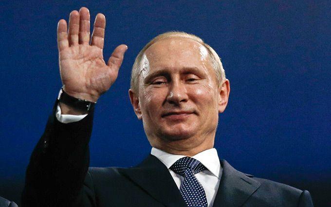 Інцидент з портретом Путіна в Нью-Йорку: з'явилися відео та їдкий жарт