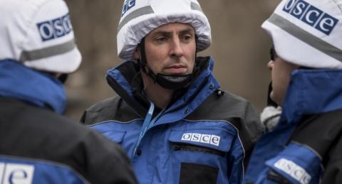 ОБСЄ завершила перевірку відводу озброєнь України