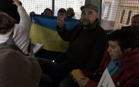 В Москве ответили задержаниями на акцию в поддержку Савченко: опубликованы фото