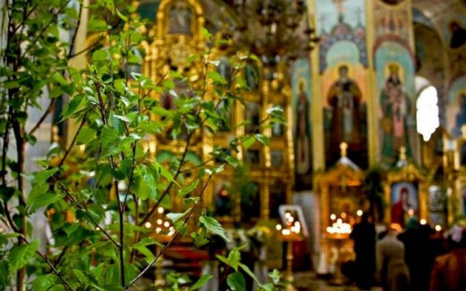 27 мая - православные христиане отмечают День Святой Троицы