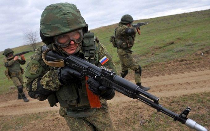 Розвідка дізналася, які сили зігнав Путін до кордонів України: з'явилася інфографіка