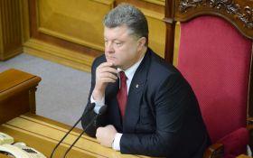 Порошенко одобрил ратификацию кредитного соглашения с ЕС на 1 млрд евро