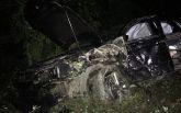 """""""Прем'єр"""" невизнаної Абхазії загинув в ДТП: з'явилися фото і відео з місця аварії"""