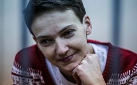 Савченко встретилась с сестрой и согласилась на ее уговоры