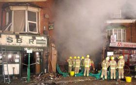 В британском Лестере прогремел мощный взрыв, есть погибшие: появились фото и видео