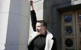 Теракт в Верховной Раде: Матиос рассказал, как поймал Савченко с гранатами в сумке