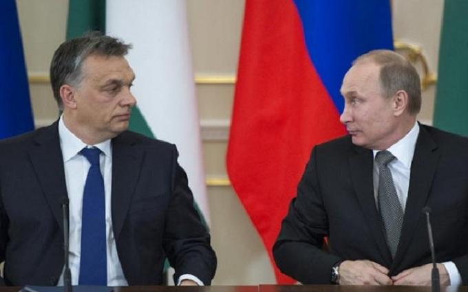 Несмотря на санкции: Путин обсудил с премьером Венгрии продажу 30 вертолетов
