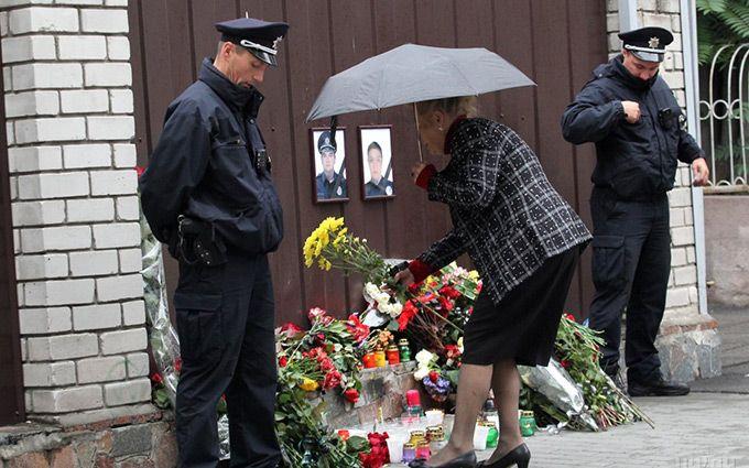Розстріл поліцейських в Дніпрі: стало відомо, про що говорили патрульні з вбивцею