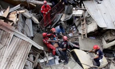 Кількість жертв зсуву в столиці Гватемали зросла до 26 (1)
