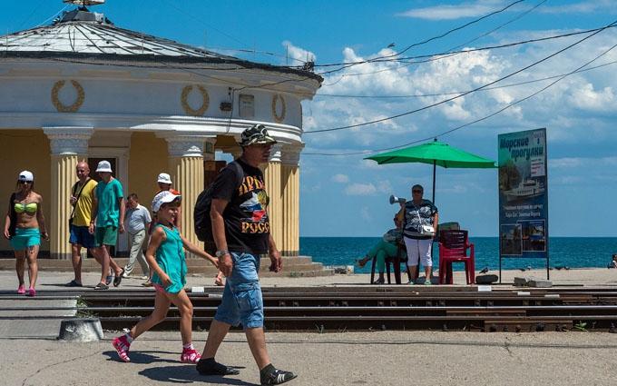 Крим перестав захоплюватися Путіним: розповідь російського блогера про поїздку