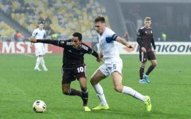 Лига Европы: где смотреть матч Динамо - Лугано