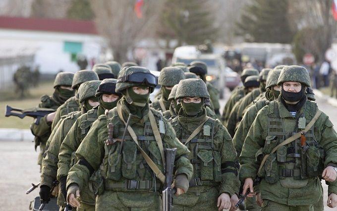 У військовій прокуратурі встановили, які війська РФ захоплювали Крим