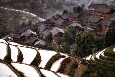Самые красивые деревушки, которые словно сошли со страниц сказочных книг (20 фото) (5)
