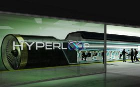 """Укрзалізниця """"запустила"""" перший Hyperloop з Києва до Львова"""
