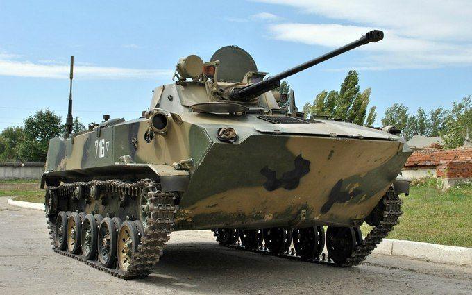 """""""Інцидент"""" з бойовою машиною десанту: Генштаб зробив заяву"""