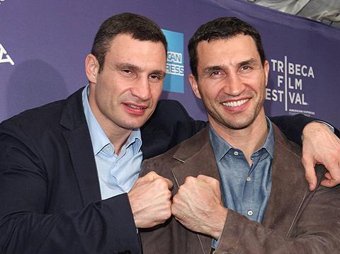 Владимир Кличко не спешит вступать в партию брата