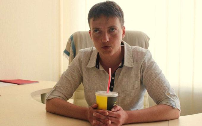 Савченко розповіла, як її звільняли заради вигоди