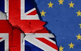 Переговори Британії та ЄС щодо Brexit відновляться наступного тижня