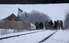 Нардеп-учасник блокади Донбасу побив поліцейського