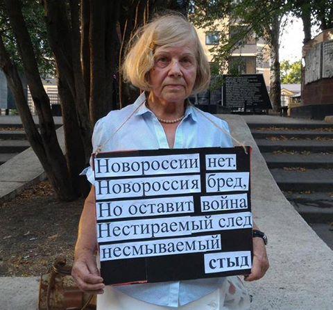 Мережу підірвало фото антивоєнного протесту в Росії (1)