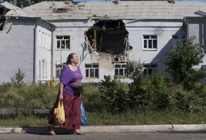 """На Донбасі бояться Опоблока, і будь-хто може опинитися в багажнику у """"мажора"""" - активіст"""