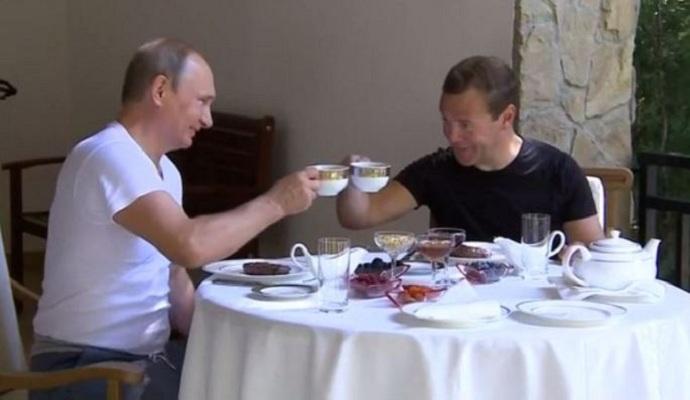 Телеканал BBC представил фильм «Тайные богатства Путина» (видео)